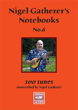 Nigel Gatherer's Notebooks 6
